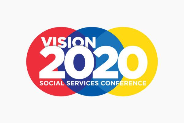 Vision 2020 Logo by HCD
