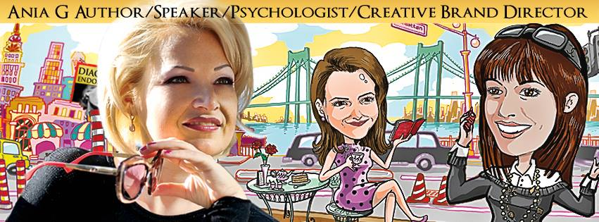 ania live Endometriosis Author Speaker Psychologist