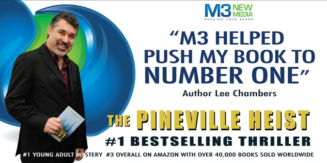 what others are saying M3 Beyond Publishing Testimonials