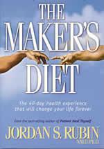 The Maker's Diet Dr. Jordan Rubin