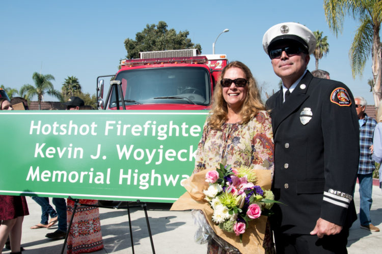 Joe Woyjeck on LA Co. Fire Museum's bid for fallen Hotshots' vehicles