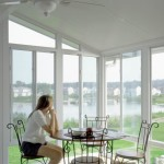 Vinyl Sunrooms four season screen room ABC Windows And More