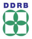 DDRB logo
