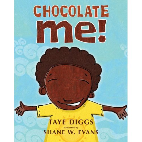 Chocolate Me board book