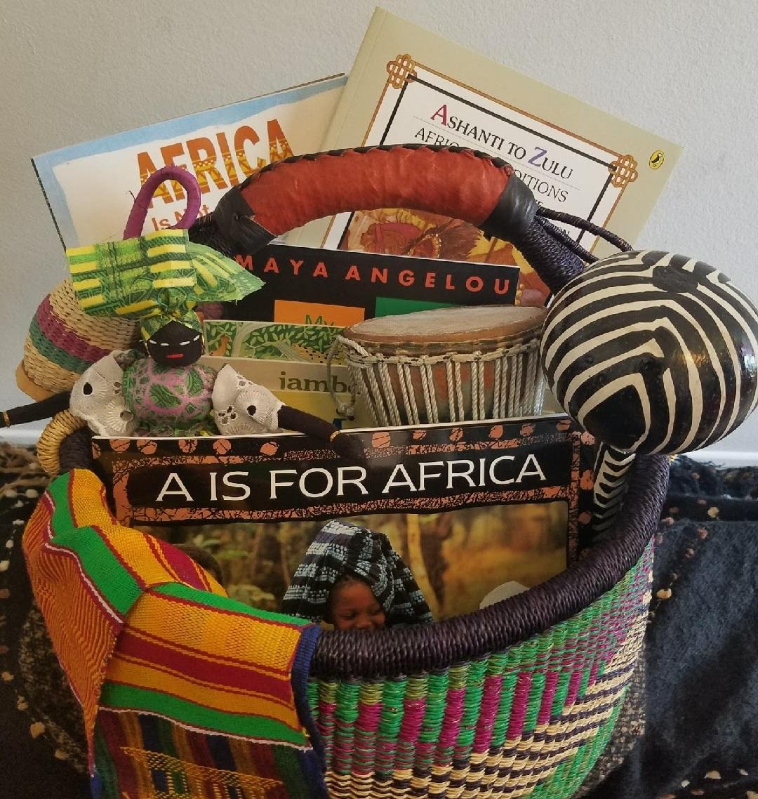 Educational African kit