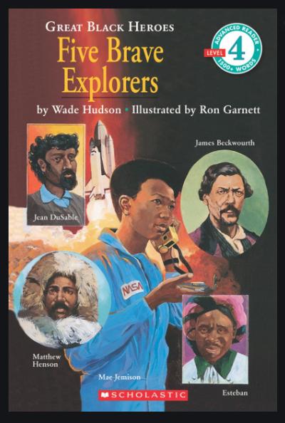five-brave-explorers