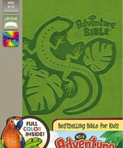 Adventure Bible for Early Readers - can add imprint on cover