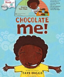 Chocolate Me book cd set