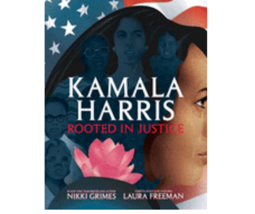 Kamala Harris Book Cover