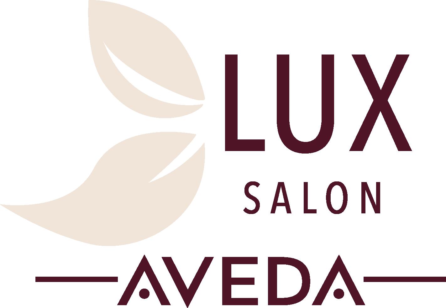 Lux Hair Salon Logo