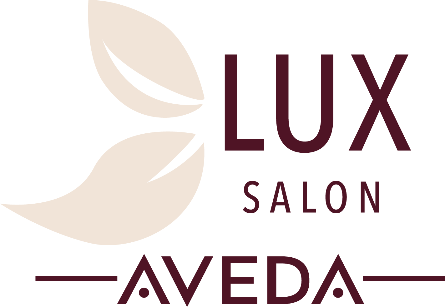 Lux Hair Salon Logo