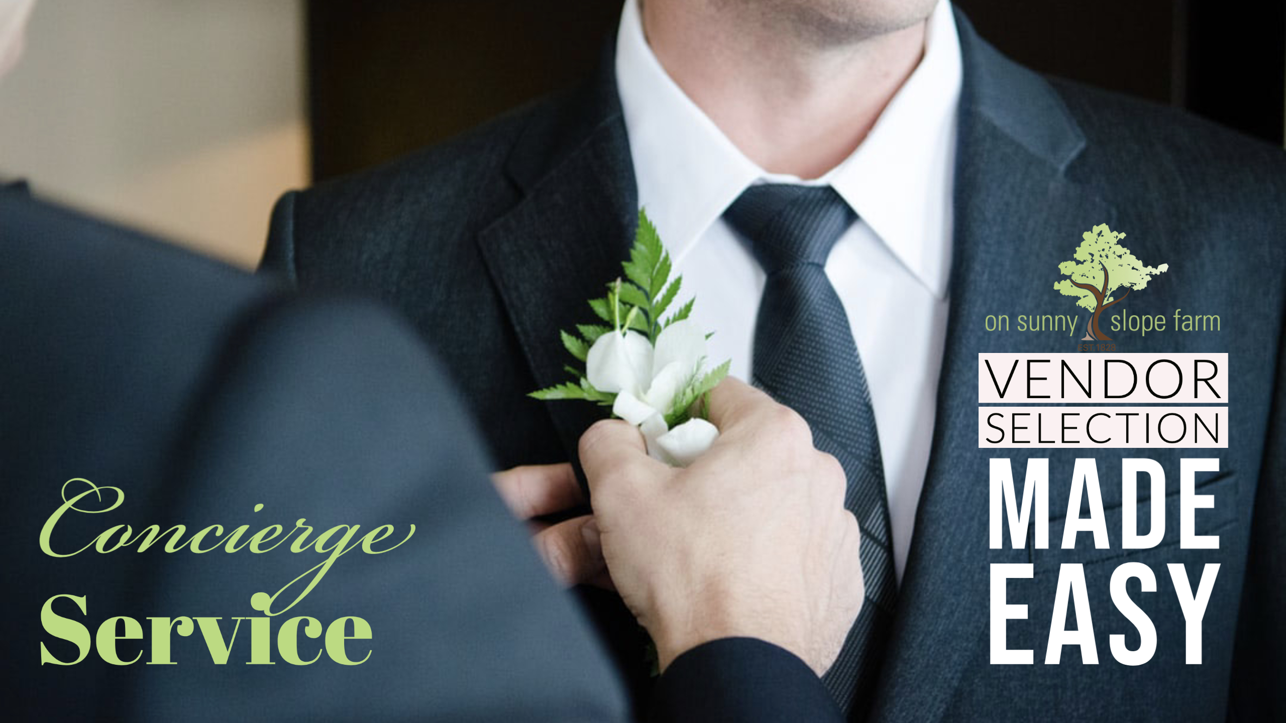 Concierge Vendor Selection Service