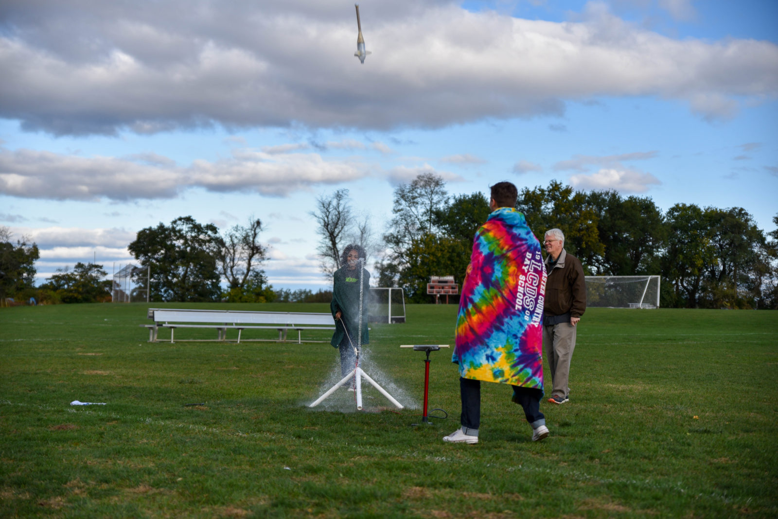 Bottle Rocketry Oct 2019-2