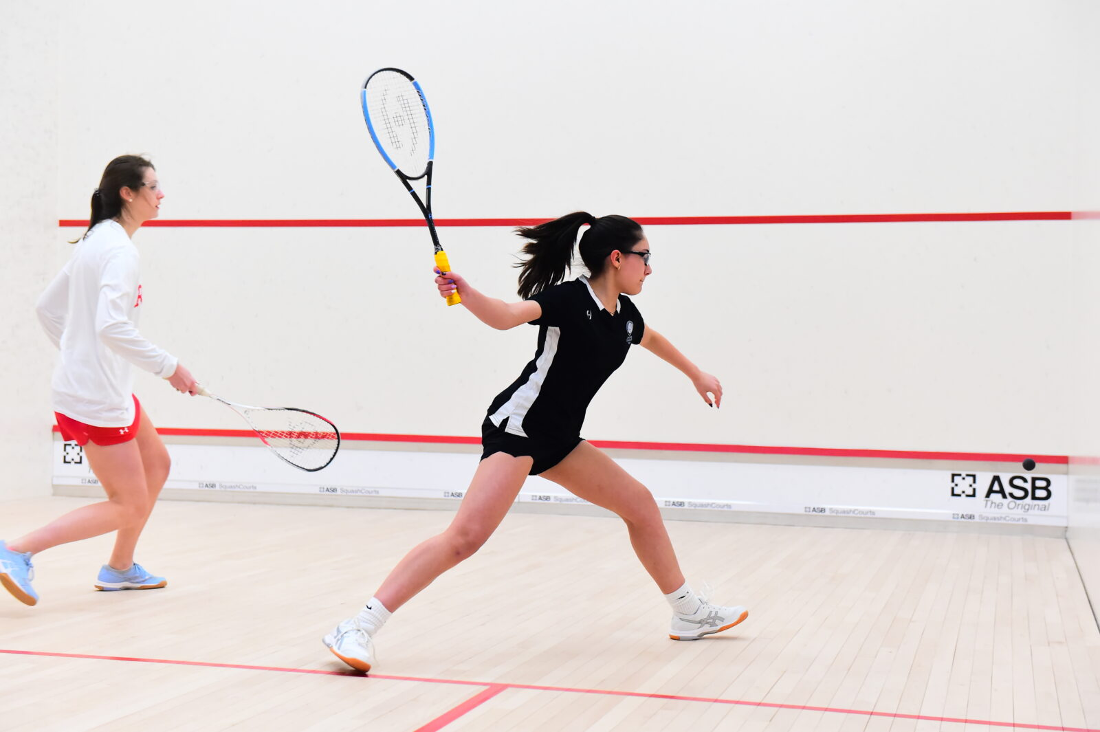 Lancaster Country Day School  V Girls Squash  1-23-20