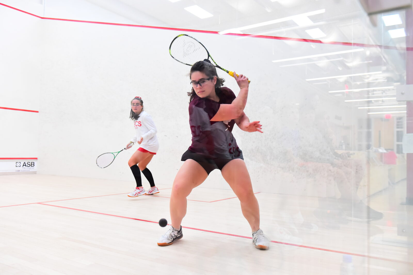 Lancaster Country Day School  V Girls Squash1-23-20