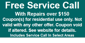 free service call coupon