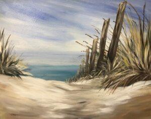 Beach Grasses @ Tipsy Brush