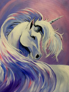 Unicorn @ Tipsy Brush