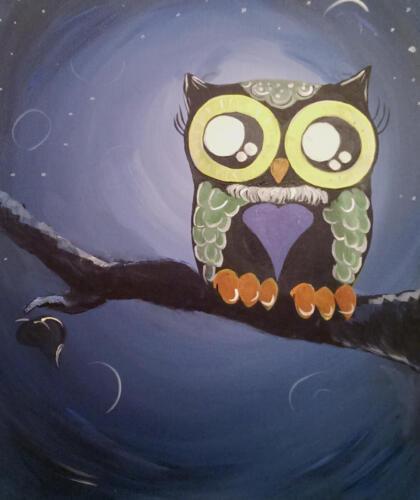 Midnight Owl
