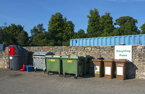 Reducing your Environmental Impact By Getting Paid for Your Trash