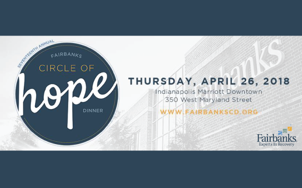 Silverback to Sponsor 2018 Fairbanks Circle of Hope Dinner in Downtown Indianapolis