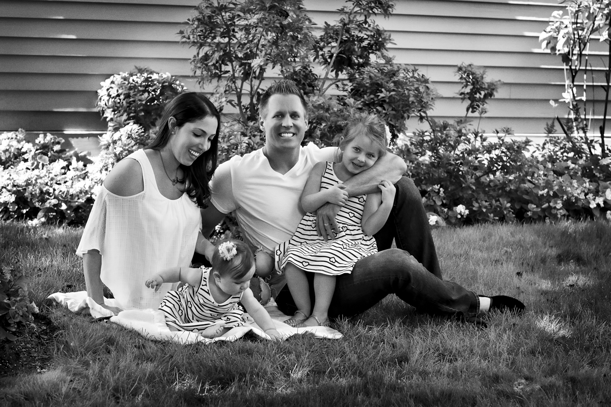 Jacobs Family Portraits | David Hershy Photography