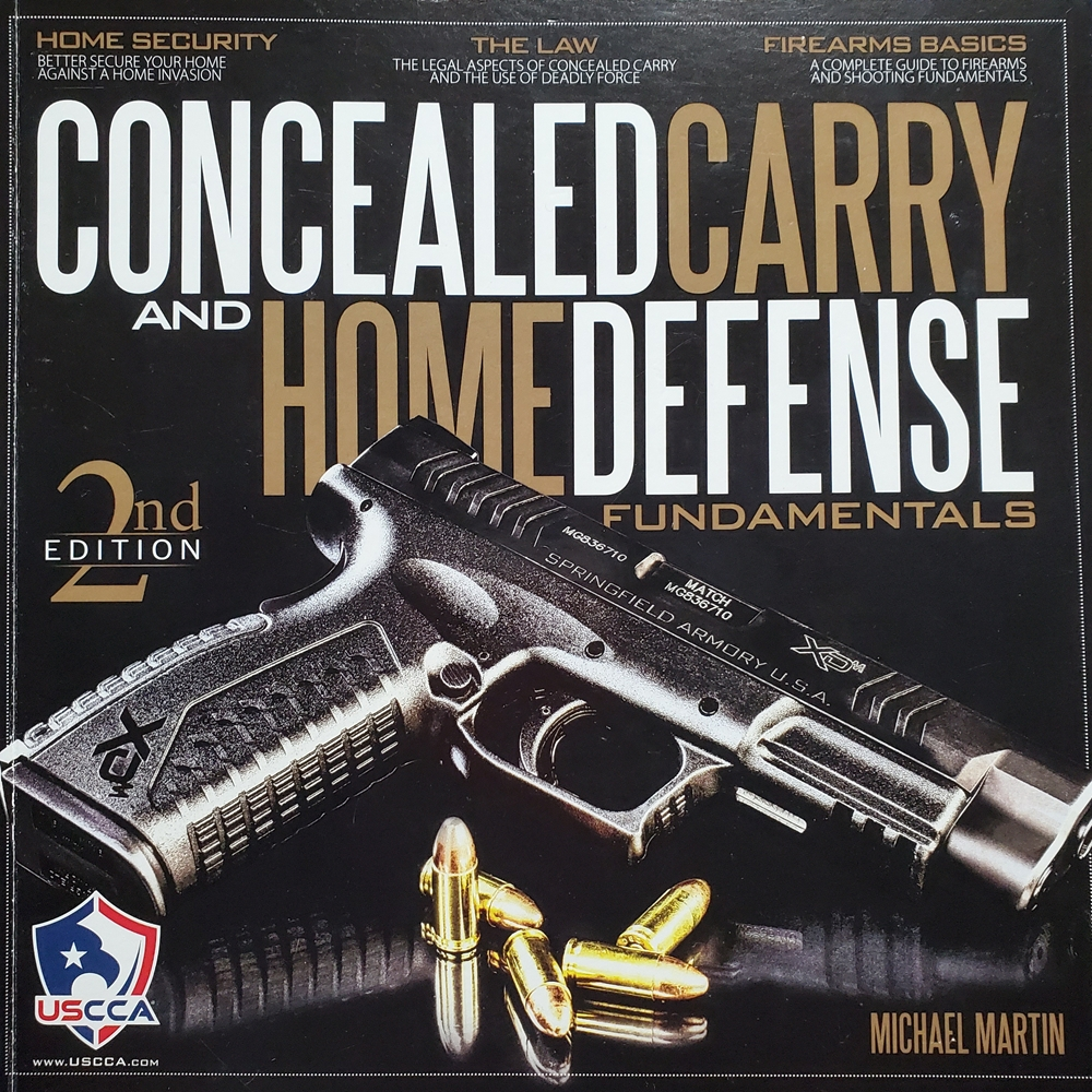 Concealed Carry and Home Defense Book - GunGirlTraining.com