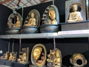 Buddha Fountains