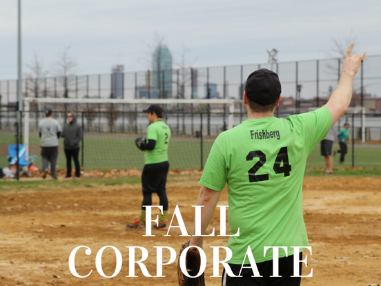 Fall – Corporate Weeknight League