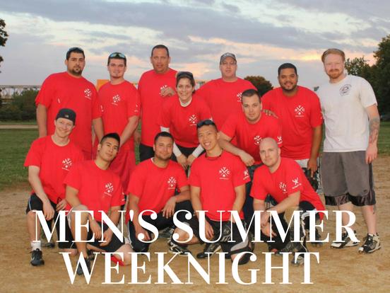 Summer – Men's Weeknight League