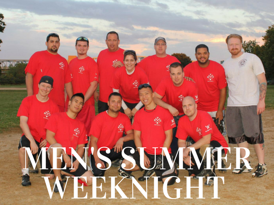 Summer – Men's Weeknight League