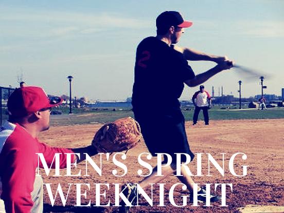 Spring – Men's Weeknight League