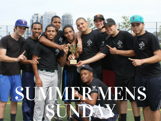 Summer – Sunday Men's – Manhattan