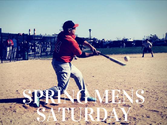 Spring – Saturday Men's League