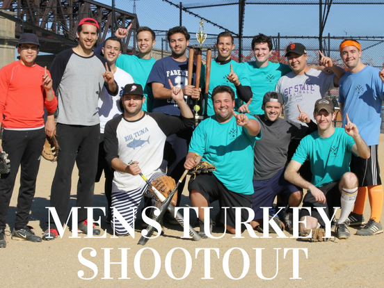 NYC Turkey Shootout – Men's