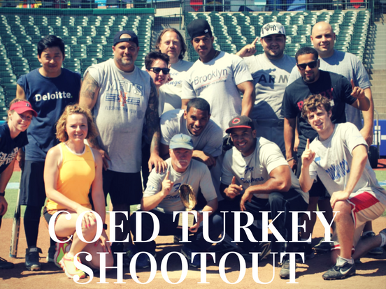 NYC Turkey Shootout – Coed
