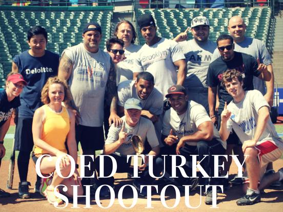 NYC Turkey Shootout – Coed