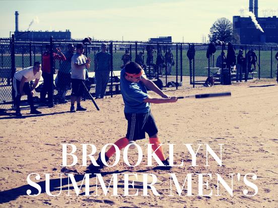 Summer – Sunday Men's – Brooklyn