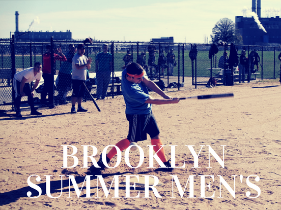 Summer – Sunday Men's – Brooklyn