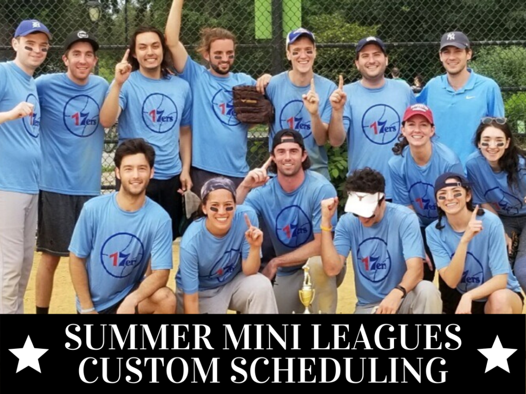 Special Offer – Summer Mini League