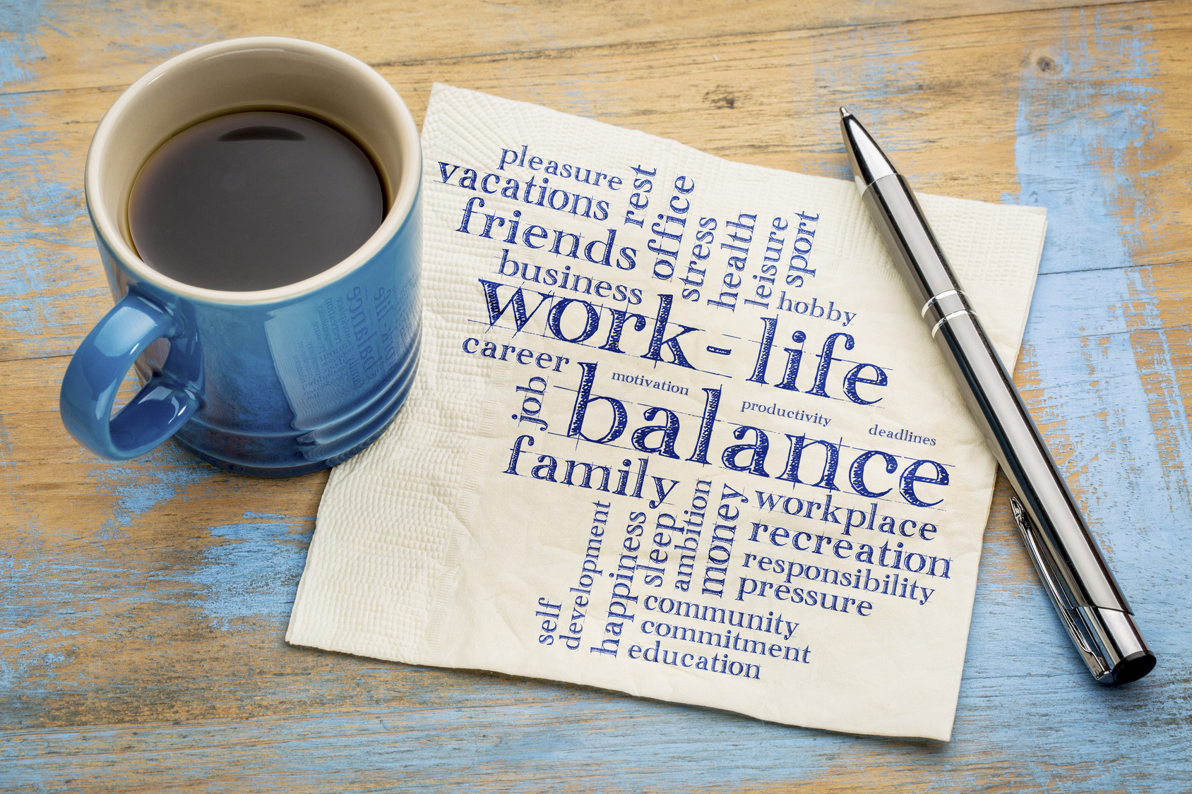 code of ethics, work life balance, commitment