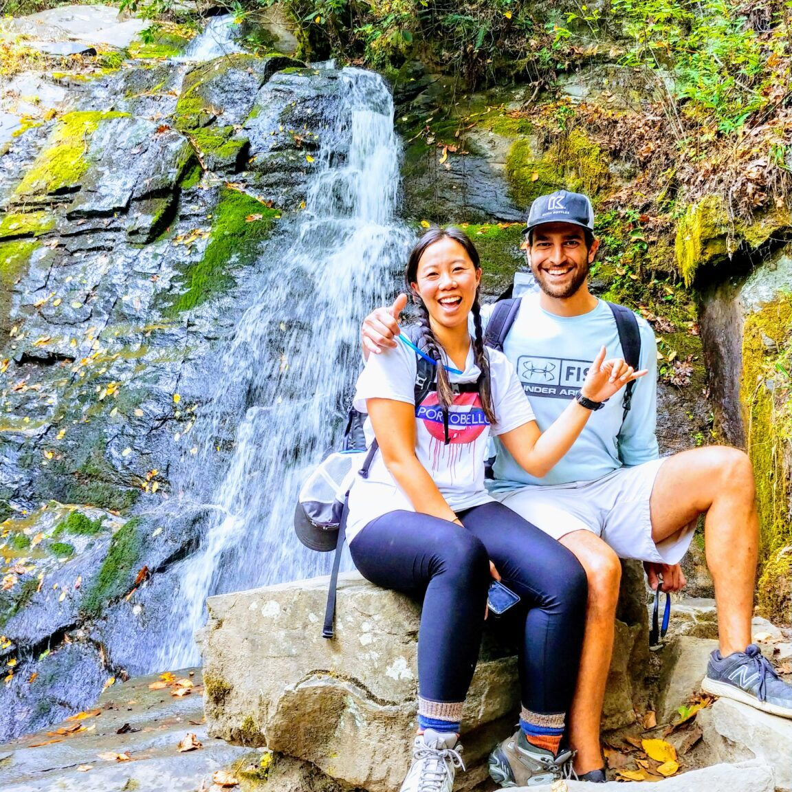 Waterfalls Hike2