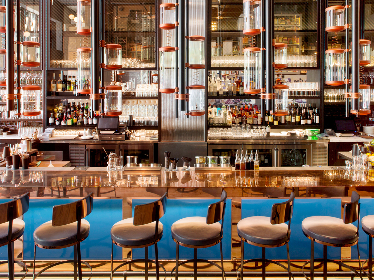 the Albert | Contemporary Restaurant in Chicago
