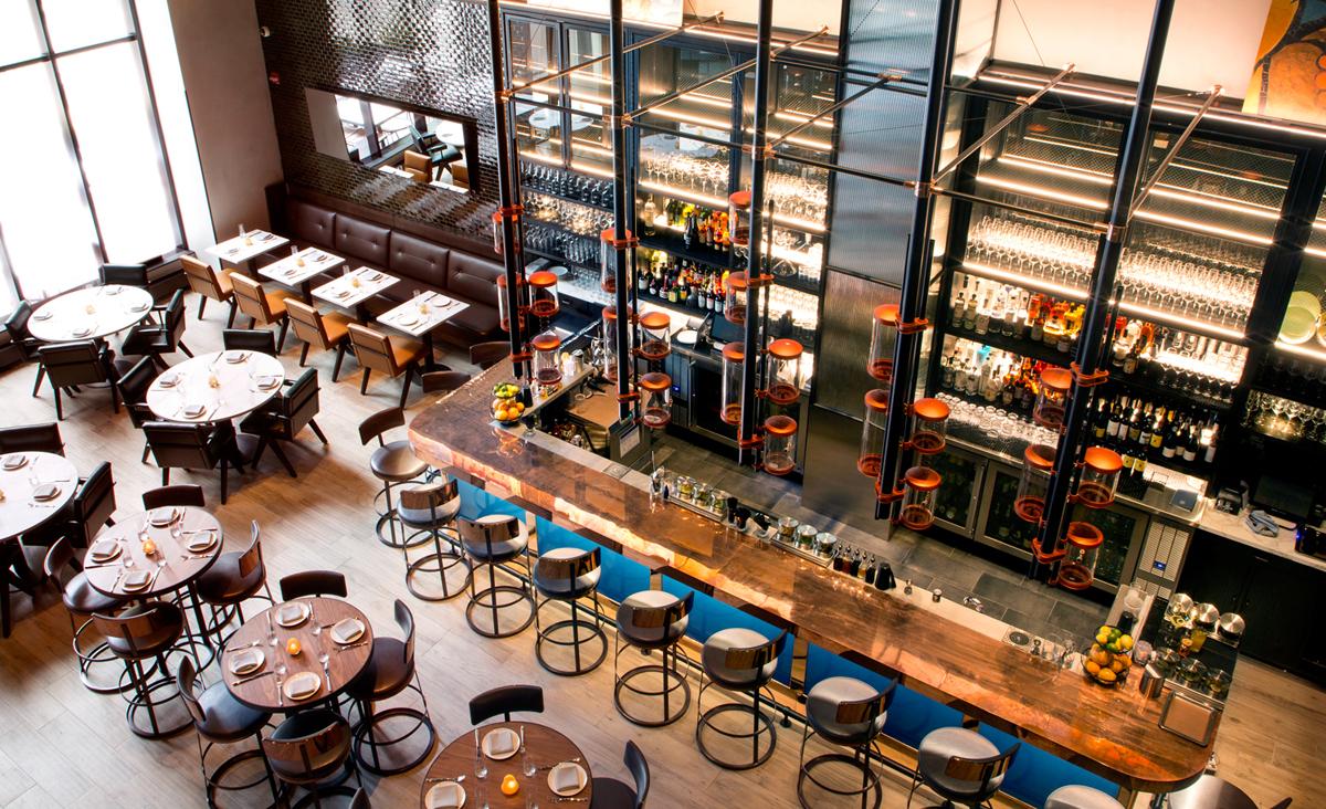 the Albert | Restaurant in Downtown Chicago