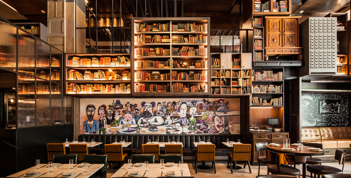 the Albert in Downtown Chicago | Contemporary Restaurant