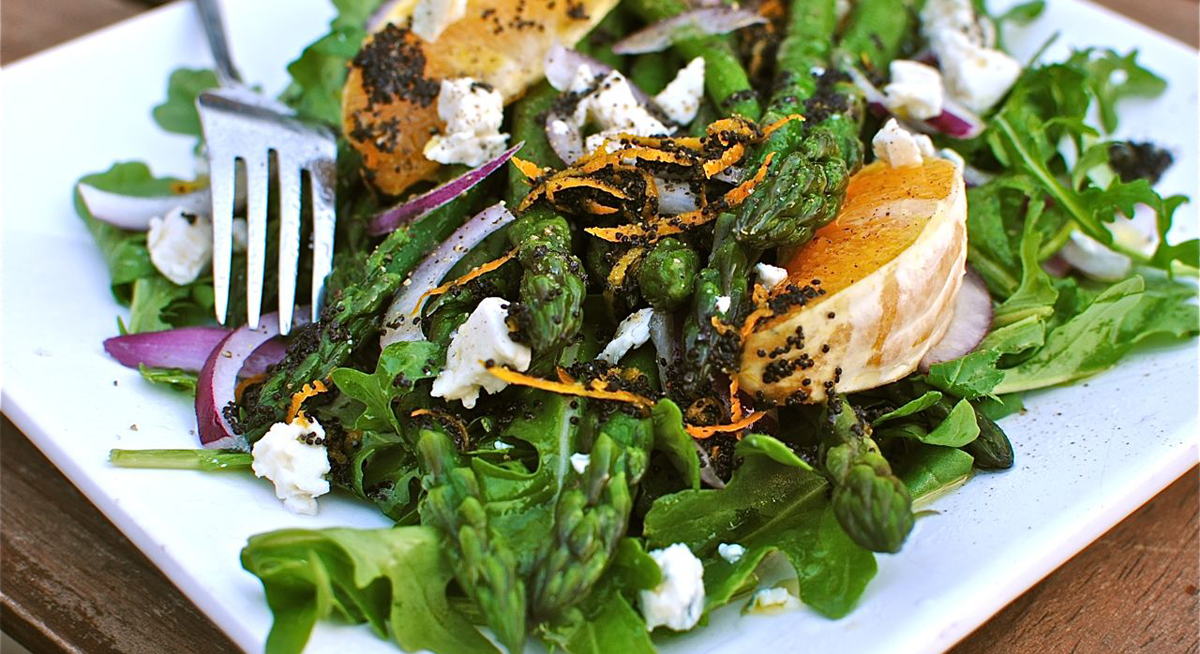 4 Spring Recipes You'll Want to Eat This Season