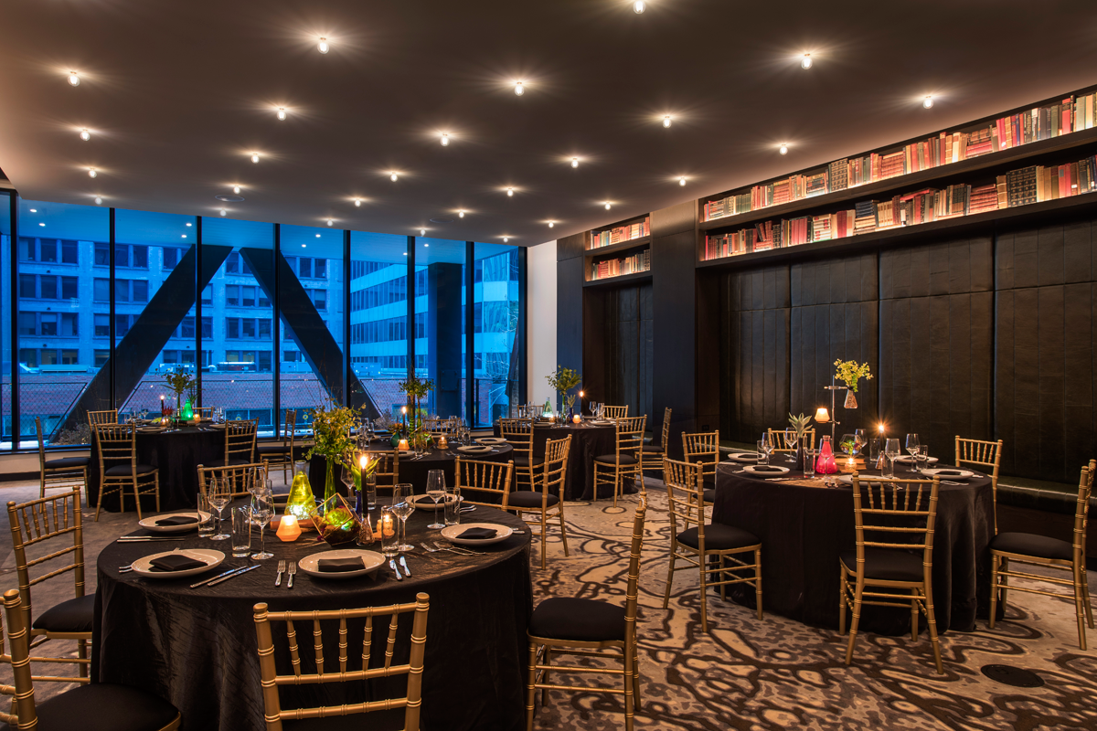 Private Dining Space in Downtown Chicago | the Albert