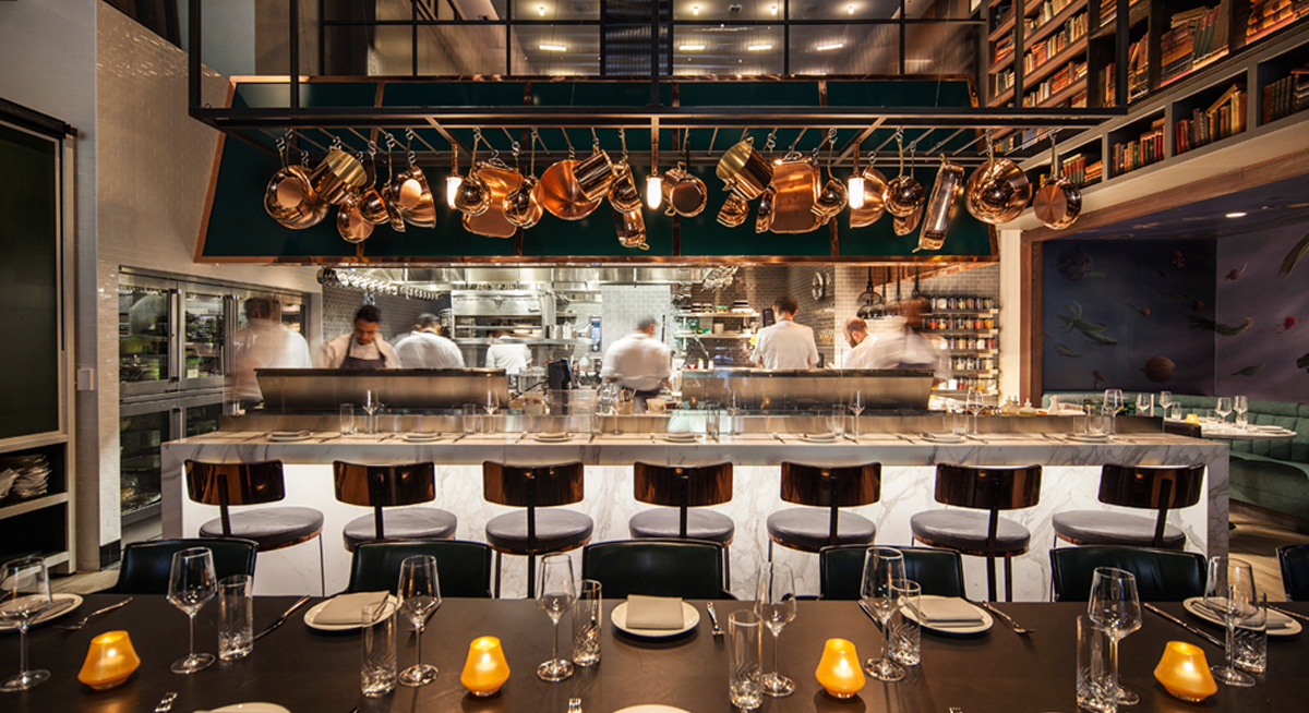Q&A with the Albert's Chef About Tasting Menus