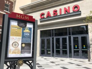 Gable MGM Springfield