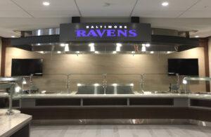Ravens Training Facility - Under Amour Performance Center